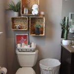 Incroyablement fantastiques 25+ DIY Paniers et caisses en bois rustiques impressionnants #Home #Decor