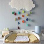 Inspirations & idées déco pour une chambre bébé nature et poétique