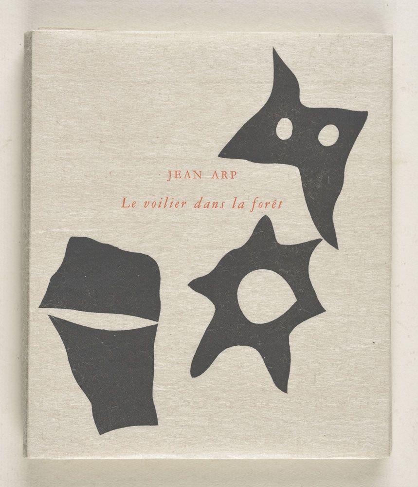 Jean Hans Arp, Le Voilier dans la forêt, 1957