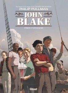 John Blake – Philip Pullman / Fred Fordham – La bibliothèque de Noukette