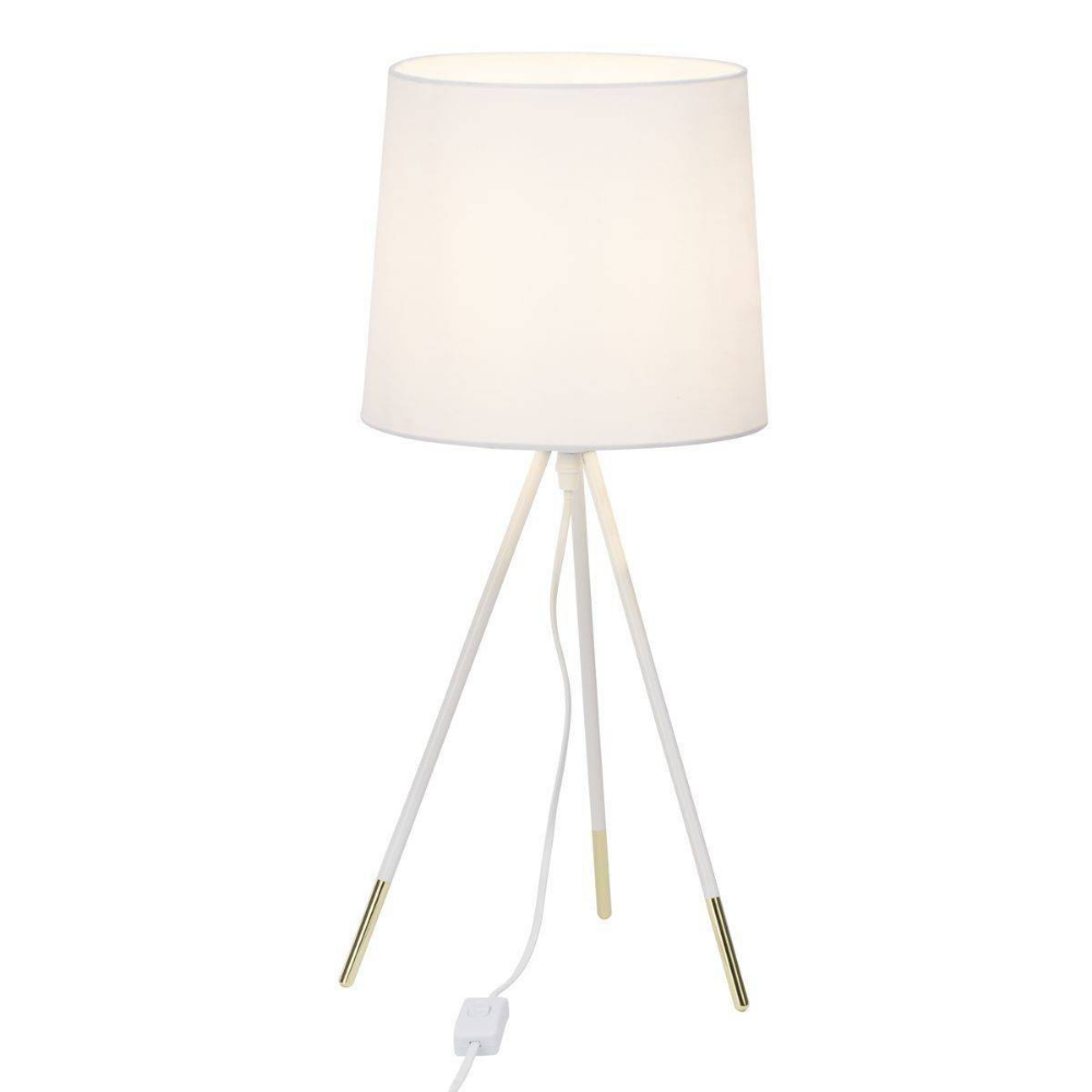 La lampe trépied MICCADO porte excellemment bien son nom puisque ses pieds sont…