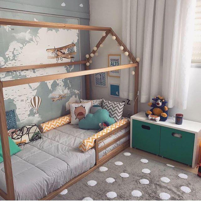 Laissez-vous inspirer pour créer un espace élégant pour les petits garçons avec ces décorations et ces meubles. Plus d'informations peuvent être trouvées sur circu.net – kinderzimmerideen4.tk | Idées de pépinière