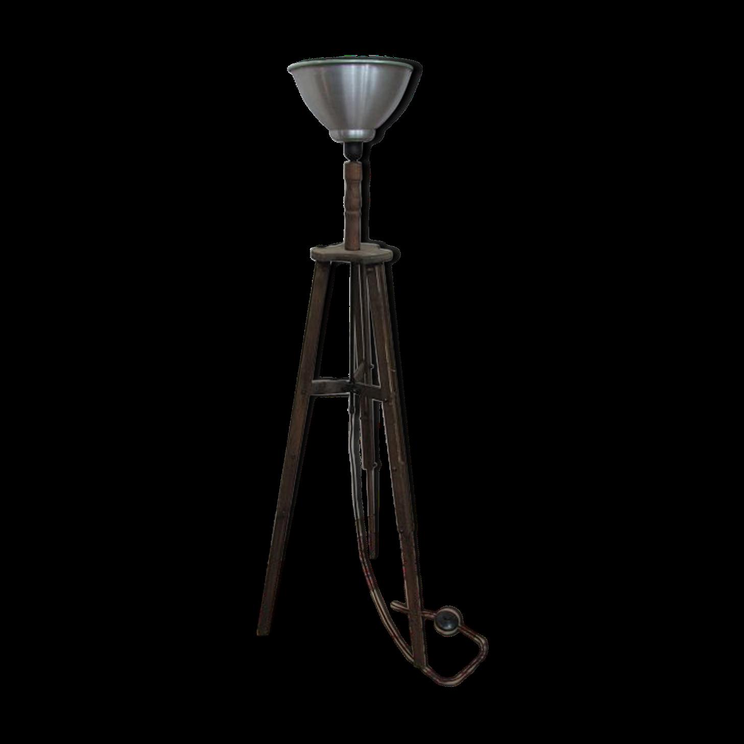 Lampe trépied d'ambiance
