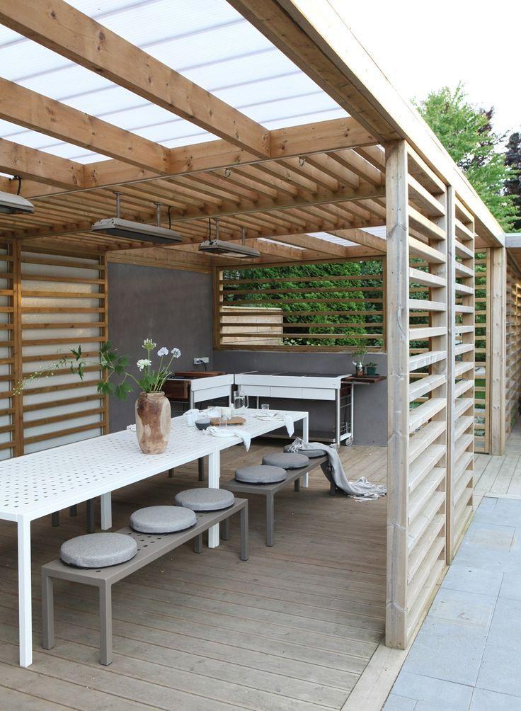Le jardin de rêve du créateur de jardin – Constructeurs + – #Buildmakers # jardin de rêve # propre …