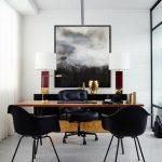 Le mobilier de bureau contemporain - 59 photos inspirantes - Archzine.fr