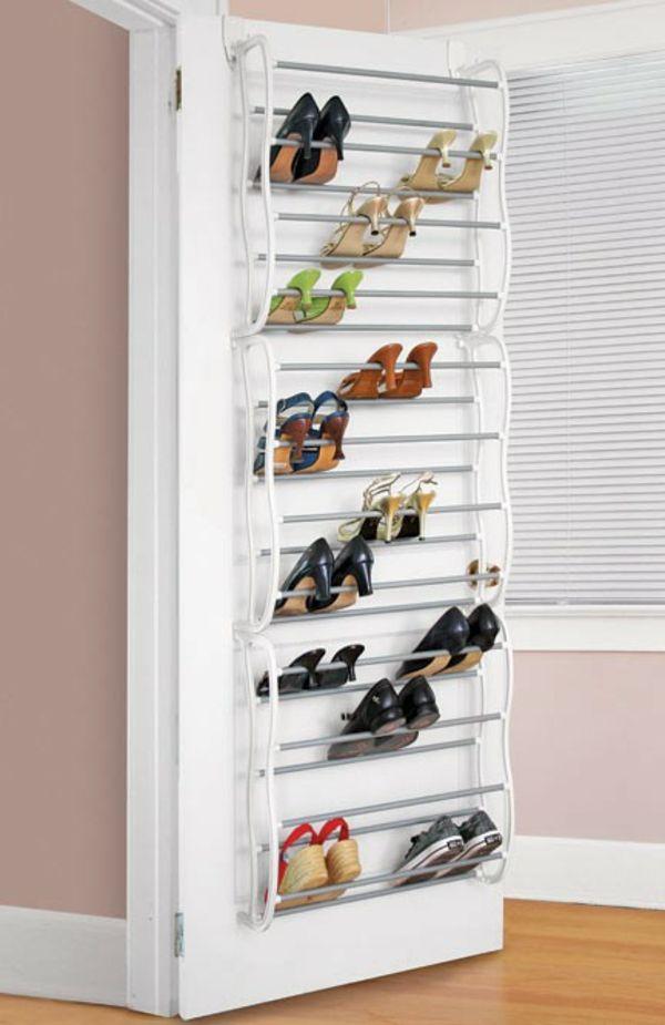 Le range chaussures mural – designs modernes – Archzine.fr