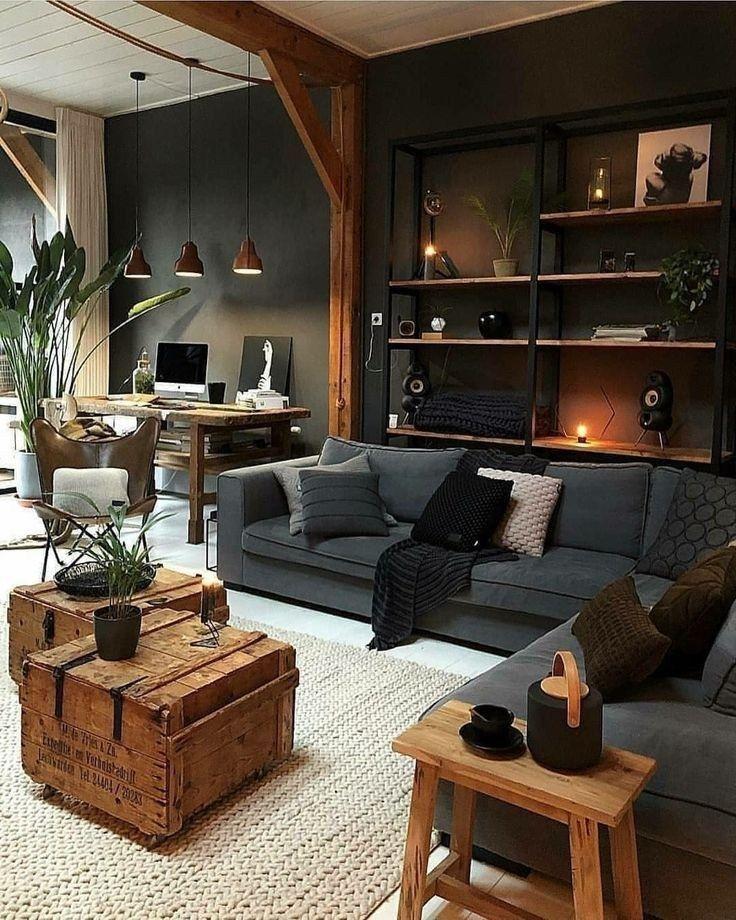 Légende 45 superbes idées de décoration pour le salon 19 – Jule H.