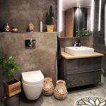 Les 38 idées les plus populaires de design de salle de bain qui changeront en 2019 ...