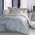 Les fleurs de Chine sont au centre des préoccupations de Serena de Nygard Home Bedding. Serena est ma ...