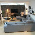 Les meilleures idées de décoration de salon moderne. Voir plus en cliquant sur