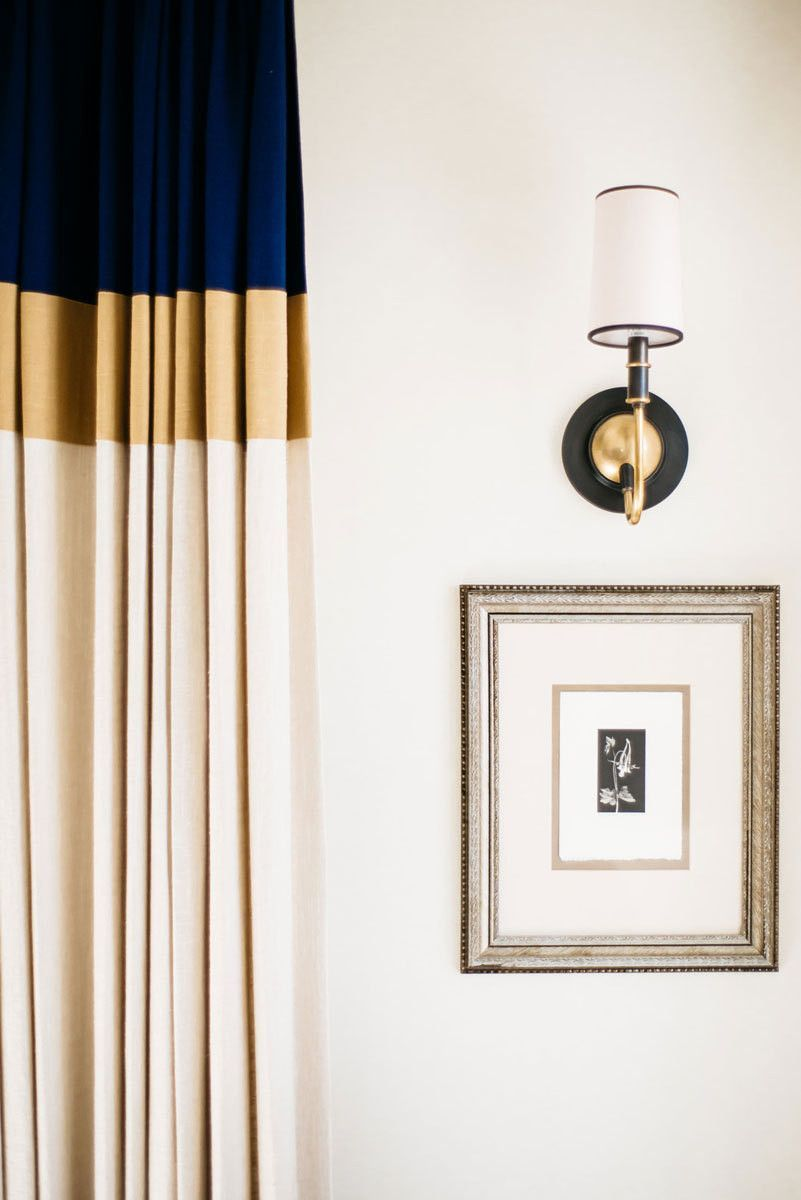 Les meilleurs rideaux pour l'intérieur moderne
