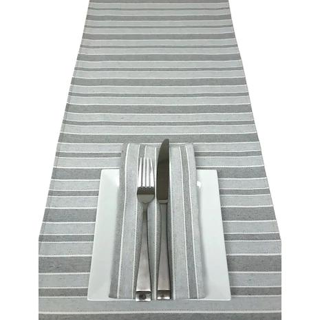 Linen Chest Linges De Table «actra Pearl» – Chemin De Table