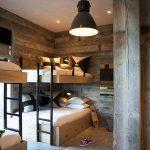 Lit mezzanine dans la chambre d'enfants - 100 lits superposés pour enfants