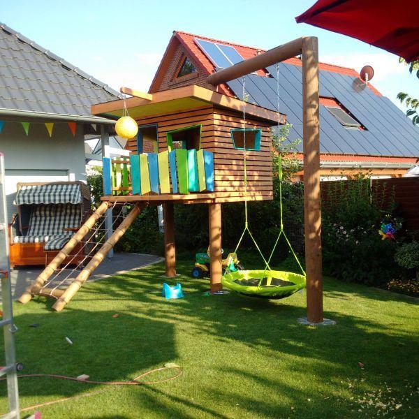 Maison de jeux pour enfants dans le jardin – Manuel de construction pour le bricolage – 1-2-do.com – Your He …