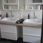 Makeover salle de bain en gris et blanc - Miss Emmama