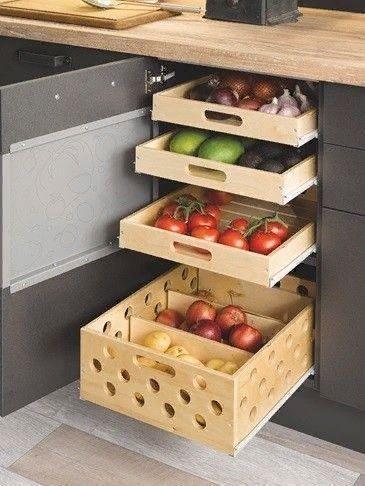 Meilleures idées d'armoires de cuisine Moderne, ferme et bricolage – #Farmhouse #Best #DIY