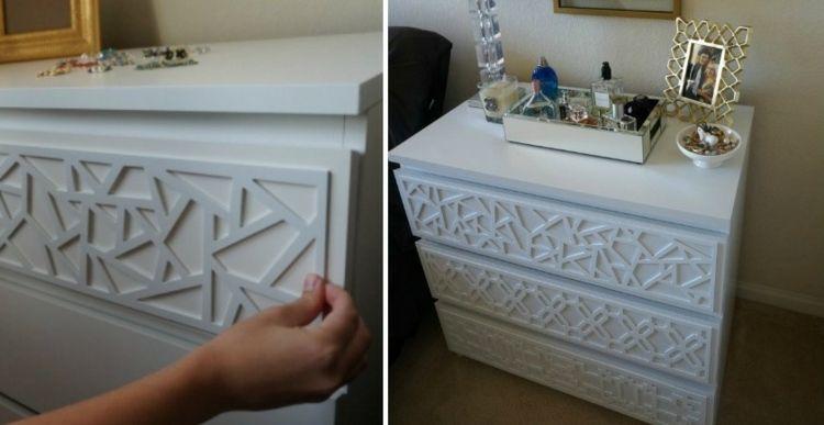 Meubles Ikea à personnaliser pour façonner l'intérieur à son image