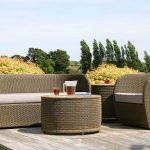 Meubles de jardin en rotin pour vos meubles durables
