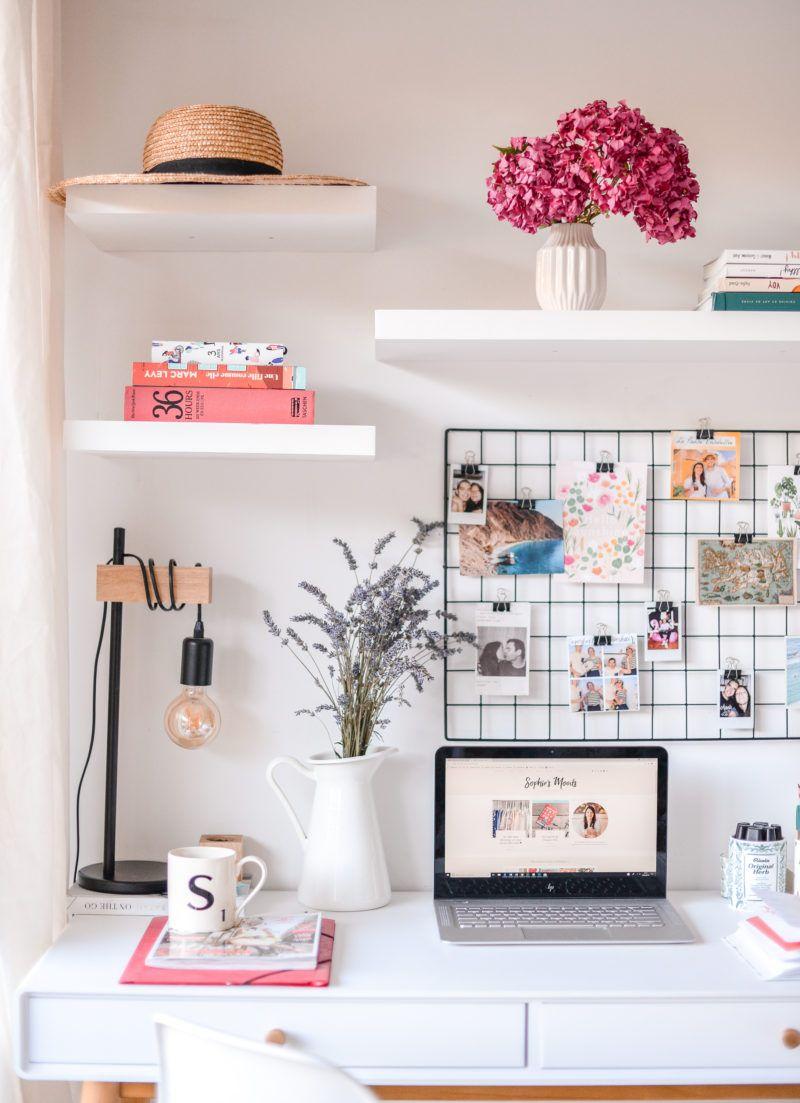 Mon coin bureau, idéal pour les petits espaces – Sophie's Moods