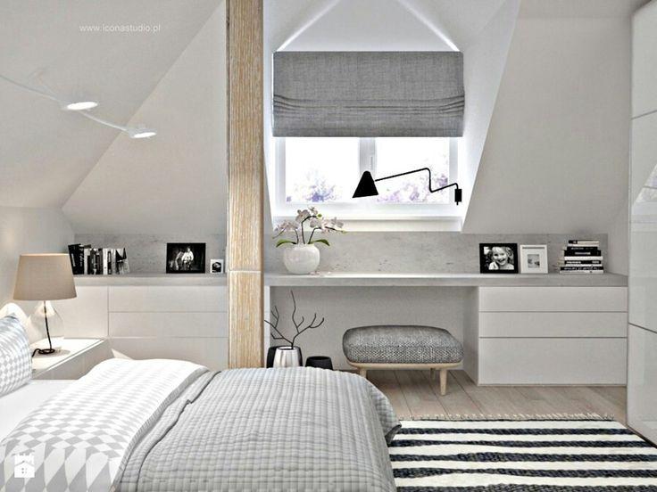 Mooie modern slaapkamer – #young #petite #petite #paysière #lumière …