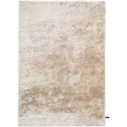 Moquette Benuta Essentials Shaggy Ava brun clair 140×200 cm – moquette longue pour Wohnzimmerb