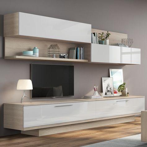 Mur de meubles modulaires 42+ Idées pour 2019