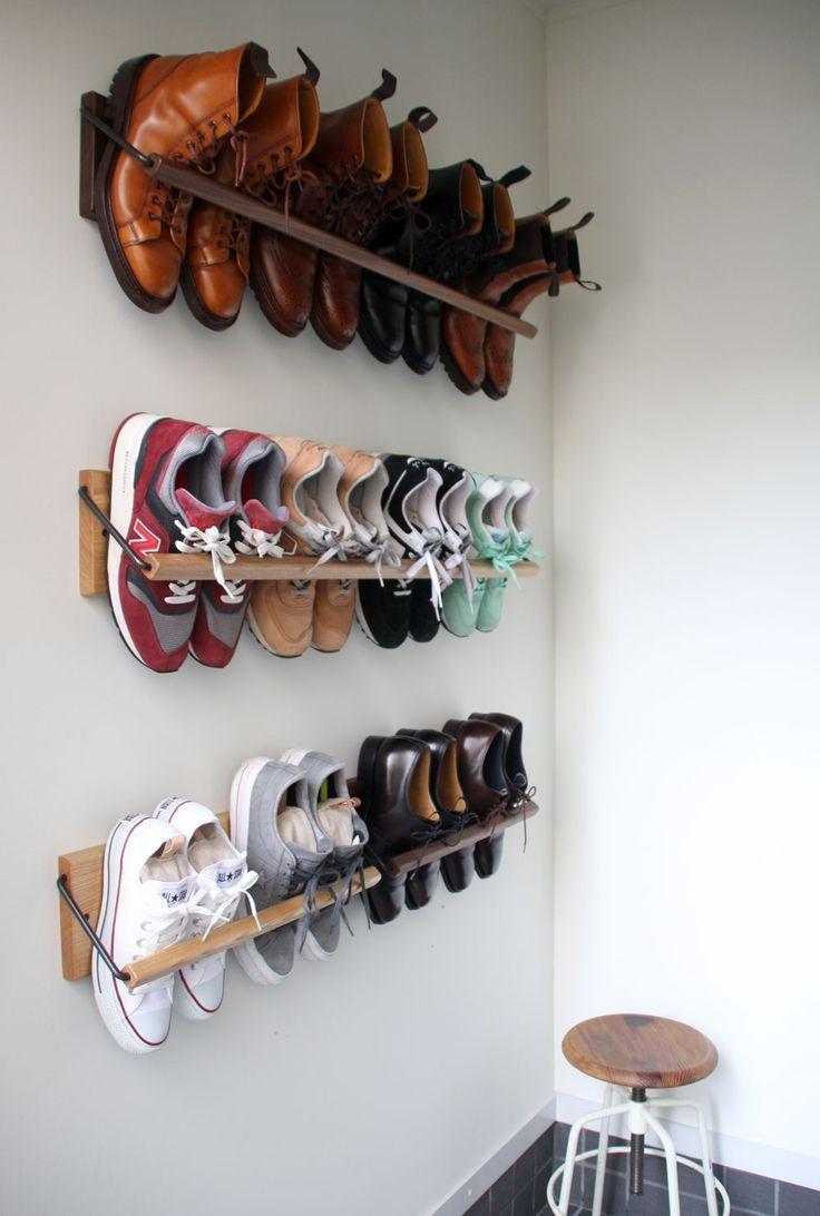 NOUVEAU Sneaker wall