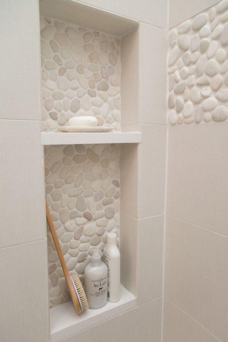 Niches pour salles de bain – idées et photos