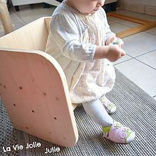 Notre chaise évolutive (Montessori & cie)   Activités pour tout-petits   Monte…