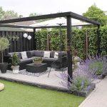 Nous avons récemment vu cette conception de jardin sur Pinterest, elle montre une ...