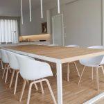 Nouvelle dimension de la table de luxe: 200x100cm, hauteur: 75cm ou autres dimensions ...
