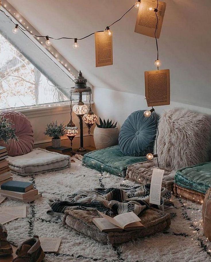 Nouvelles idées de décoration bohème élégante – Décoration intérieure | Dessertpin.com