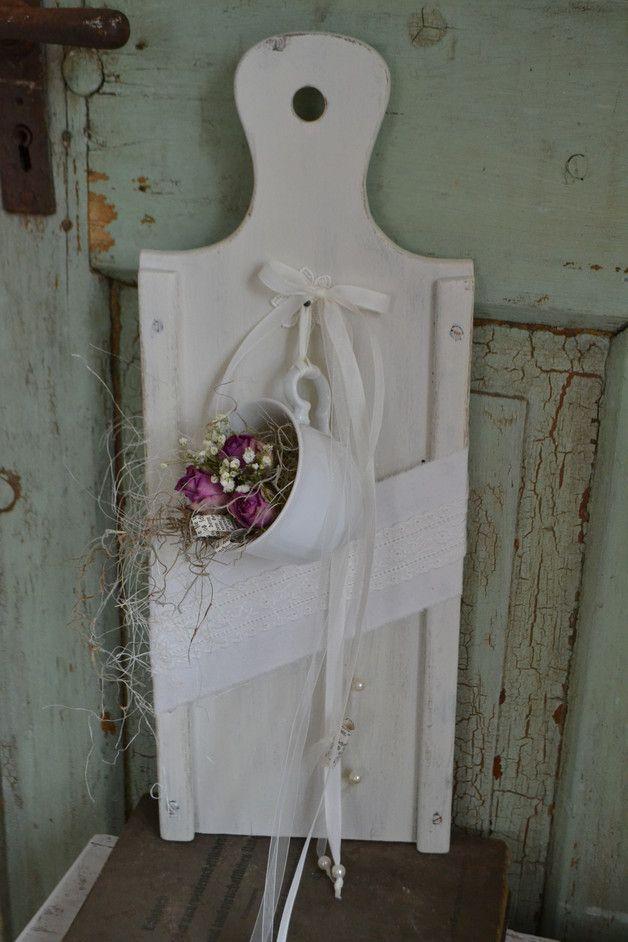 """Objets de décoration – Déco minable """"Kitchen Love"""" – un produit unique de Blumenallee b …"""