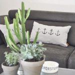 On jette l'ancre sur le canapé avec @marika_giacinti_paris ;) Ces coussins moel...