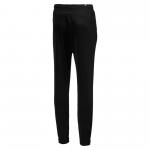 Pantalon de survêtement PUMA Essentials Poly pour garçons en noir taille 1-2 jeune
