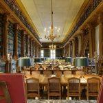 Paris, les journées du patrimoine, l'hôtel de Béhague, ambassade de Roumanie, bibliothèque de l'Arsenal