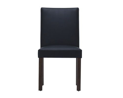 Parsons Dining Chair – Onyx (ensemble de deux)