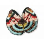 Patch BUTTERFLY BUNT, application de patch ca.75mm