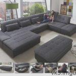 Paysage vivant Lomo | Le grand canapé en forme de U offre une quantité incroya...