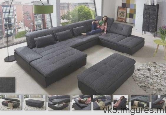 Paysage vivant Lomo   Le grand canapé en forme de U offre une quantité incroya…