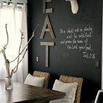 Peinture ardoise en 17 idées pratiques pour l'intérieur !