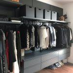 Penderie IDAW sur mesure, armoires encastrées et commodes de designers