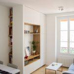 Petit salon étriqué : idées aménagement et décoration