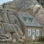 Petite maison de Plougrescant