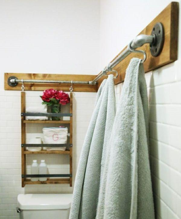 Petite salle de bain aménagée: ce meuble de salle de bain ne doit pas manquer