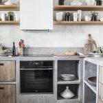 Petites idées de cuisine et design pour votre petite maison ou appartement, élégance ...