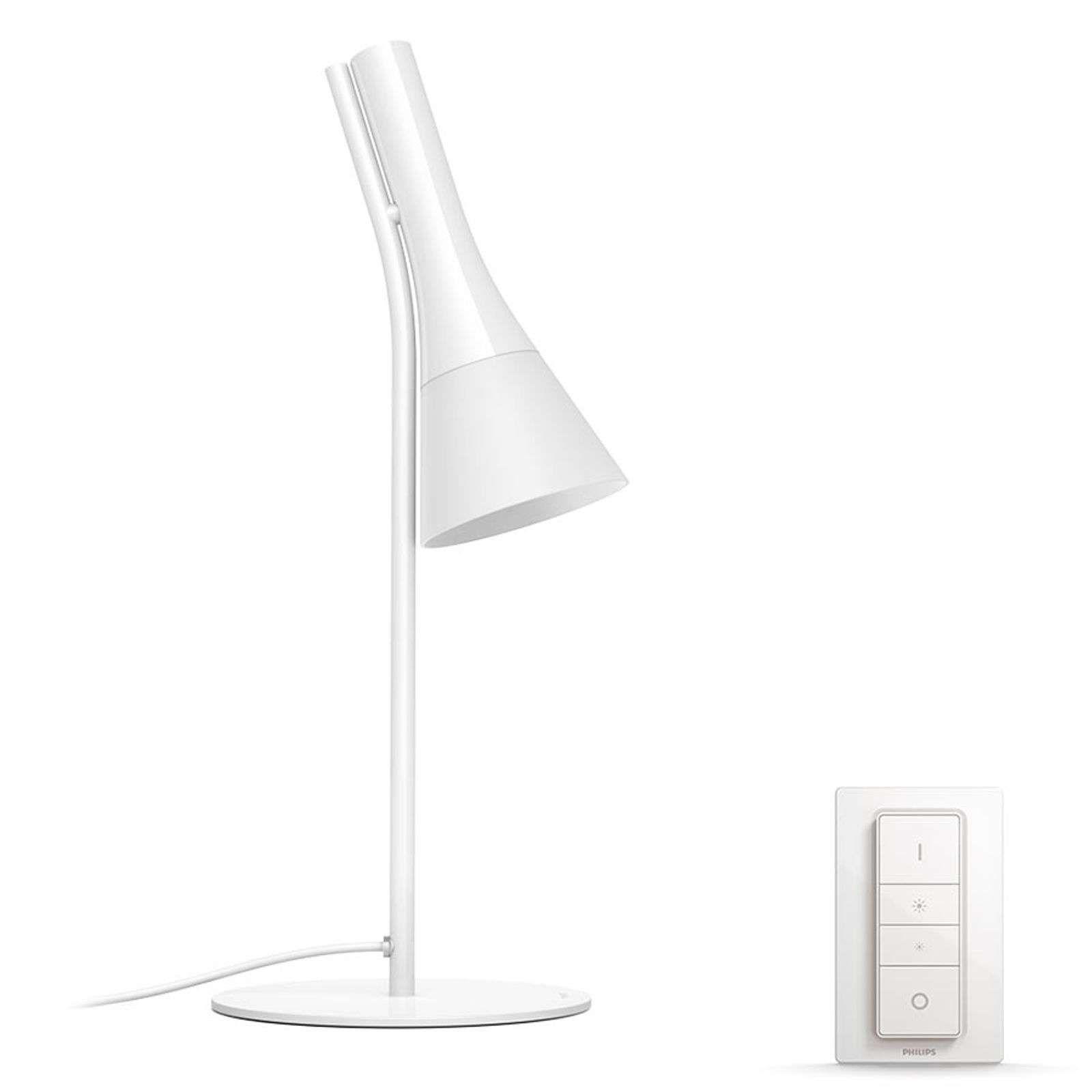 Philips Hue White Ambiance Explore lampe à poser de PHILIPS HUE