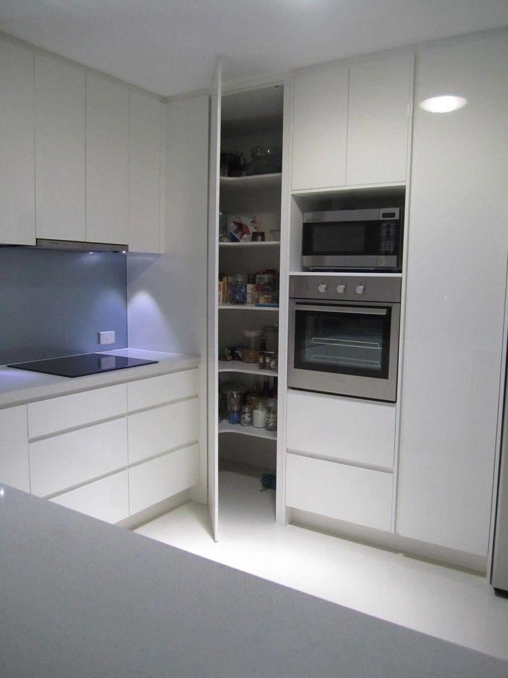 Plus d'idées ci-dessous: #KitchenRemodel #KitchenIdeas Indian Ideas Modular Kitchen …