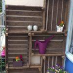 Plus de 50 idées créatives d'aménagement intérieur pour la conception de balcon en été