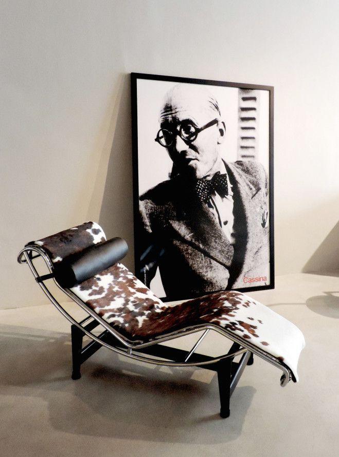 Porte Longue LC4 Le Corbusier